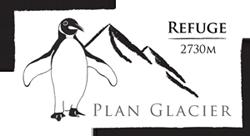 Refuge de Plan Glacier